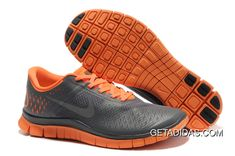 promo code 828b2 ab87c Nike Free 4.0 V2 Mens Running Shoe Gray Orange TopDeals, Price   66.39 -  Adidas Shoes,Adidas Nmd,Superstar,Originals