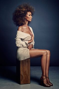 "Iman | Iman Mohamed Abdulmajid (Somali: Imaan Maxamed Cabdimajiid,[2] Arabic: ايمان محمد عبد المجيد‎) (born July 25, 1955), professionally known as Iman (which means ""faith"" in Arabic), is a Somali fashion model, actress and entrepreneur. A pioneer in the field of ethnic cosmetics, she is also noted for her charitable work. She is married to David Bowie. Iman is Muslim, and fluent in five languages: Somali, Arabic, Italian, French and English."