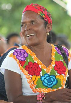 One of the most active Afro-Mexican leaders in the Costa Chica, Doña Elena Ruíz Salinas. African Diaspora, African History, Chicano, Black People, Latina, Afro, North America, Costa, Native American