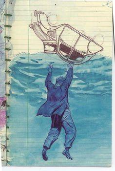 Don Colley Underwater