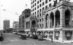 The Tampa Terrace Hotel at 411 Florida Avenue and Lafayette Street ...