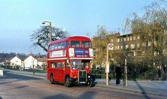 Hilldene Shops James Bond Movie Posters, James Bond Movies, Rt Bus, London Red Bus, Routemaster, Double Decker Bus, Bus Coach, London Transport, Coaches