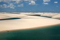 ブラジル、砂丘、雨季②