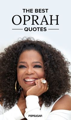 Priceless Oprah Wisdom Worth Reading Again and Again Oprah Quotes, Curly Pixie Hairstyles, Super Soul Sunday, Starred Up, Celebration Quotes, Successful Women, Oprah Winfrey, Celebs, Celebrities