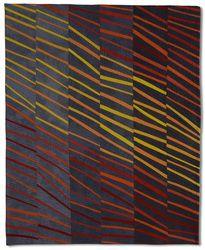 Gallery 1: Lines - Valerie Maser-Flanagan  Fiber Artist
