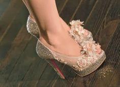 Lindos y originales ideas de Zapatos de novias para el dia mas importante de tu vida