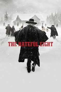 I saw this movie Xmas morning in 2015! Great movie and I was glad I saw it as part of the road show special and not the general release. As usual, a great movie by Tarantino with many great performances by all of the actors.
