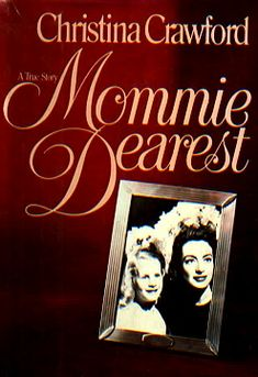 """Christina Crawford reads her 1978 autobiography """"Mommie Dearest"""". Recorded in To Learn More About Joan Crawford, Visit: The Concluding Chapter Of Crawf. Joan Crawford, Good Books, Books To Read, My Books, Bette Davis, Mommie Dearest Book, Page Turner, Classic Books, Book Lists"""