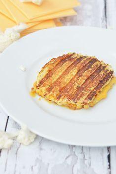 Koolhydraatarme tosti met bloemkool