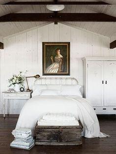 Shabby Chic Craft Ideas | shabby-chic-bedroom