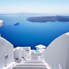 Santorini -Greece-