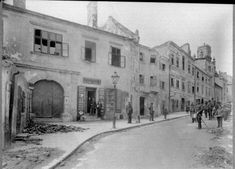 Bratislava, Old Photos, Google Images, Milan, Street View, Photography, Times, Pictures, History