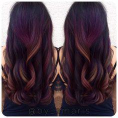 HOW-TO: Tropical Sunset Haircolor   Modern Salon