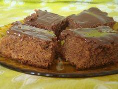 Receita de Bolo aerado de chocolate - Tudo Gostoso