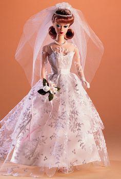 Wedding ® Barbie® Doll (Redhead) | Barbie Collector