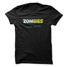 Zombies Eat Flesh Subway Parody T Shirts, Hoodie, Tee Shirts ==► Shopping Now!