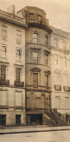 154 Beacon (ca. 1905); courtesy of the Print Department, Boston Public Library