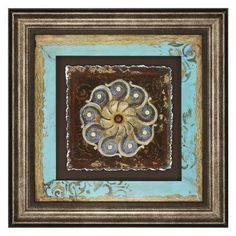 Propac Images Exotic Framed Wall Art - Set of 2 - 4883