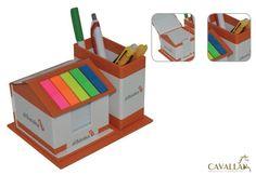 Matbaa Ürünleri : Kalemlikli Masa Üstü Notluk - MU-204