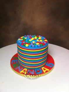 Cake Design By Edda Recipe : #Birthday #Cake - http://www.eddascakedesigns.com/