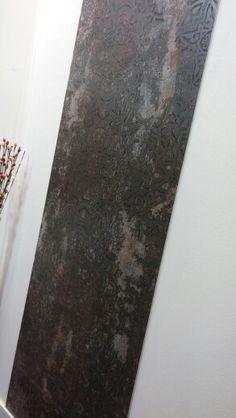 Anche Qutone punta sui grandi formati a spessore sottile, Pad 36 #Cersaie2015 #MCaroundCersaie