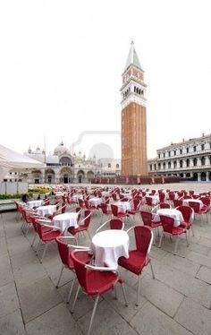 Plaza de San Marco, Venecia, Italia Foto de archivo - 14437701
