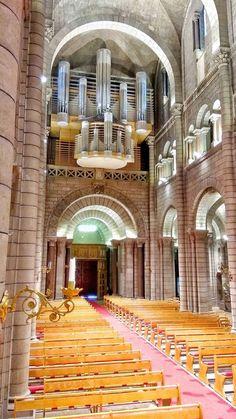 Cathédrale de Monaco - Manufacture d'orgues Thomas - foto van Stéphane Catalanotti.