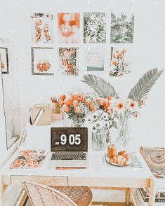 Bedroom Decor For Teen Girls, Room Ideas Bedroom, Bedroom Inspo, Quirky Bedroom, Cute Room Ideas, Cute Room Decor, My New Room, My Room, Girl Room