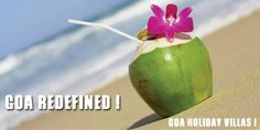 Experience what it feels like to be pampered in Goa!