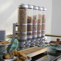 Rosseto Cereal Dispensers