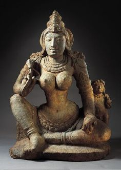 Durga ~ Lady Kubera~Yakshi spreading through my womb-space Sculpture Painting, Stone Sculpture, Human Sculpture, Temple Indien, Norton Simon, Apocalypse Art, Indian Art Paintings, Greek Art, Dance Art