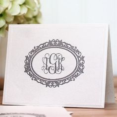 How to Emboss DIY Stationery with an Inkjet Printer | AllFreeDIYWeddings.com
