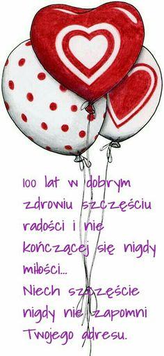 Z okazji🌹💛🌷🌹💛🌹🌷 Texts, Decoupage, Happy Birthday, Scrapbook, Funny, Saint Name Day, Birthday, Happy Brithday, Urari La Multi Ani
