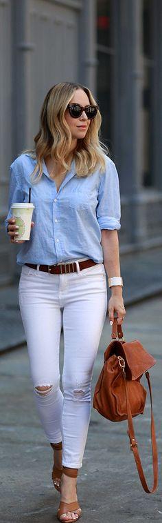 Soho Summer // Fashion Look by Brooklyn Blonde