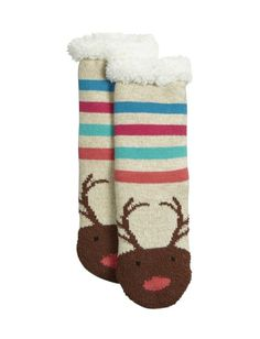 Justice is your one-stop-shop for on-trend styles in tween girls clothing & accessories. Shop our MOOS. Slipper Socks, Slippers, Shop Justice, Sock Shop, Girls Socks, Tween Girls, Cool Socks, Style Icons, Reindeer