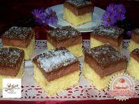 csokis-kokusztalp Hungarian Cake, Romanian Food, Romanian Recipes, Cake Bars, No Cook Desserts, Christmas Cookies, Sweet Recipes, Cookie Recipes, Cheesecake