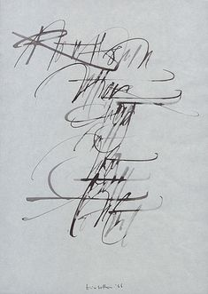 Berliner Sammlung Kalligraphie: Francesca Biasetton