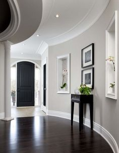 Alternative Design for hallways Home