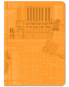 Computer Science: Difference Engine Softcover Journal #SmartphoneFuture