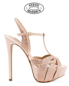 Steve Madden Allly Blush Multi