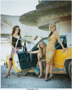 The Dixie Chicks. They're fabulous.