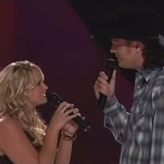 WATCH — This is the exact moment when Blake Shelton and Miranda Lambert say they fell in love! <3