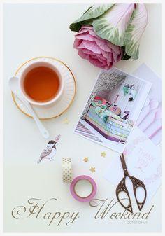 cafenoHut: Haftasonu Kartı - Weekend Card