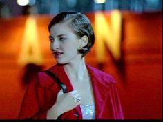 Kelly Macdonald, in the British 1996 film, Trainspotting.