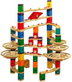 Kugelbahn (marble run) by Quadrilla