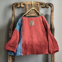 Neck Pattern, Pattern Flower, Cotton Long Dress, Cheap Blouses, Linen Blouse, Asian Style, Colorful Flowers, Cotton Linen, Printed Shirts