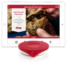Together, the Drop Kitchen Connected Scale and Recipe App are an unbeatable combination that help anyone to make beautiful and delicious creations, regardless of experience.