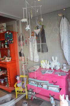 La Mini FabriK boutique in Yvetot, France - Liste de naissance - Décoration - Chambre d'enfant.