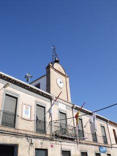 LA MATA (TOLEDO) - Ayuntamiento.