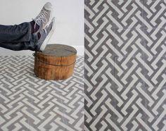 Popham floor tiles, Morocco